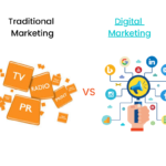 Digital Marketing Versus Traditional Marketing - Find The Real Difference