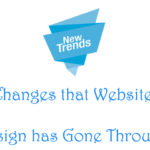 Changes that Web Design Technology Has Gone Through