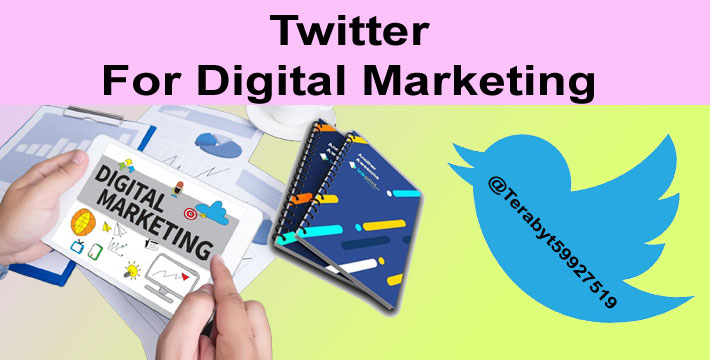Twitter Digital Marketing