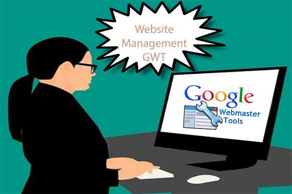 website management GWT
