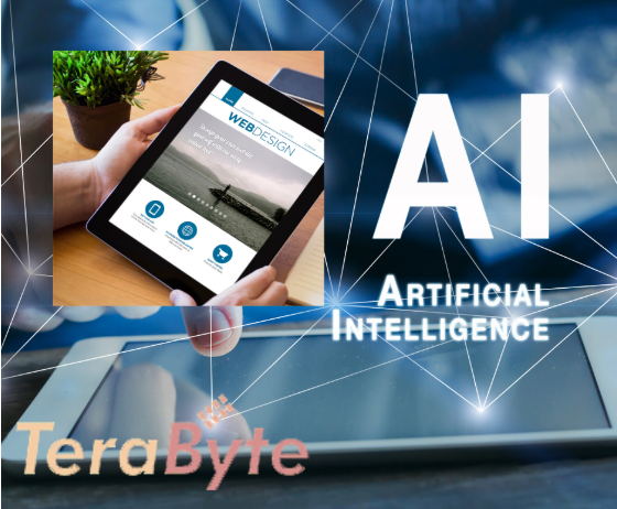 Harnessing Artificial Intelligence For The Web Development Services