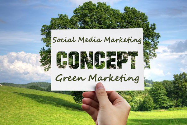social media marketing and green marketing