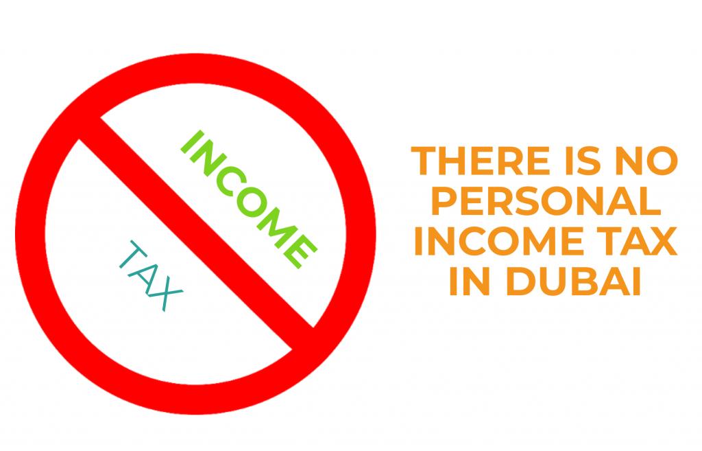 income tax in dubai