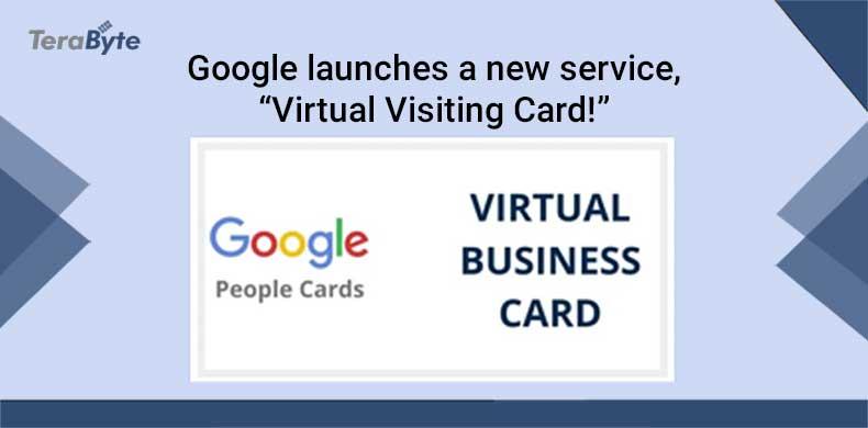 Virtual Visiting Card