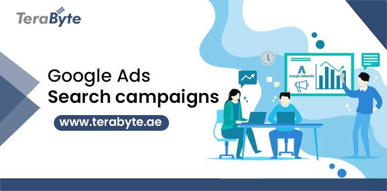 Google Ads Search campaigns