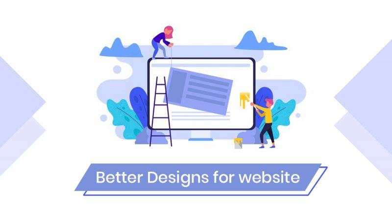 hiring a web design company